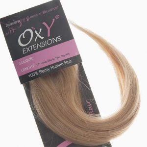Clip in Extensions 38cm 70g 16 As Blond-0