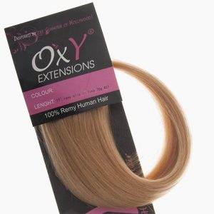Clip in Extensions 38cm 70g 27 Donker Blond-0