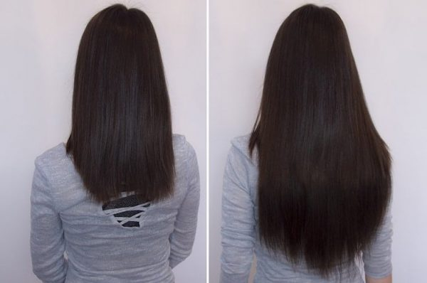 Wire Hair Extensions 40cm 140g-660