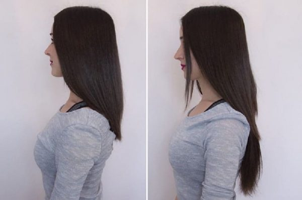 Wire Hair Extensions 40cm 140g-662