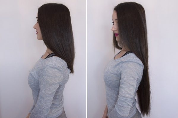 Wire Hair Extensions 55cm 160g-647