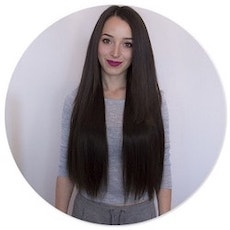 Premium Wire hair extensions 55 cm 160g